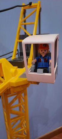 Zestaw budowlany dla chłopca