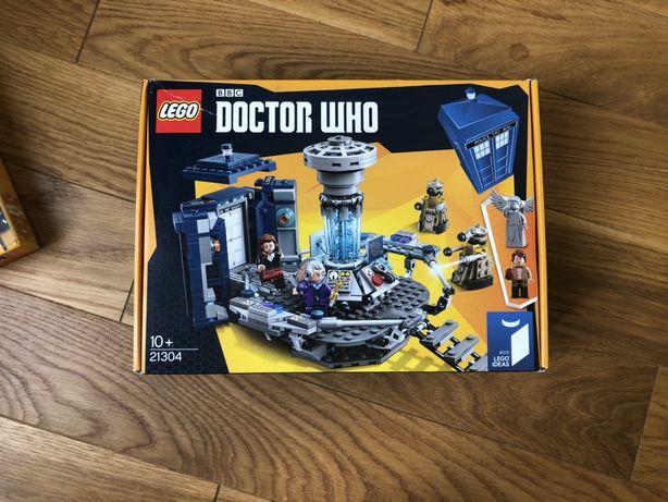 Lego Ideas Dr Who 21304 Unikat