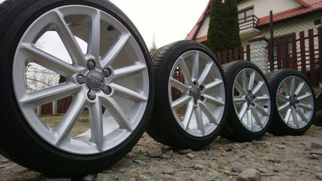 Felgi Koła Audi TT 18 cali 5x112 ET52 8J0 Opony 245/40