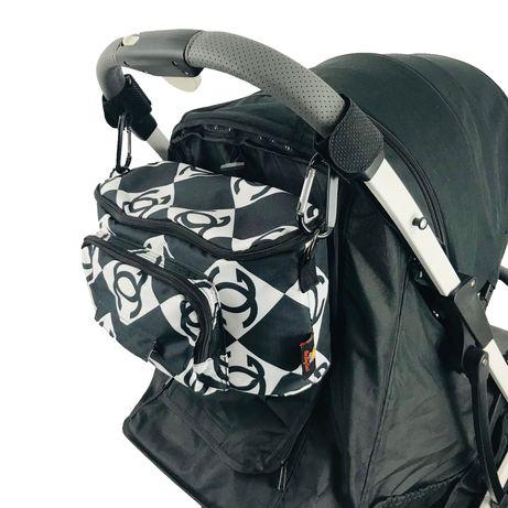 Сумка універсальна органайзер для коляски сумка для мами