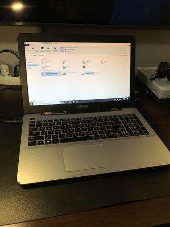 Laptop Asus 15'6 i5-5200U 2,7GHz 256 SSD NOWA BATERIA