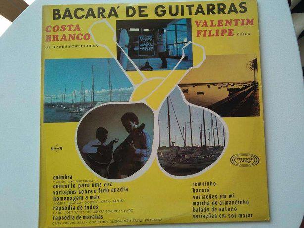 Disco de Vinil - Bacará de Guitarras