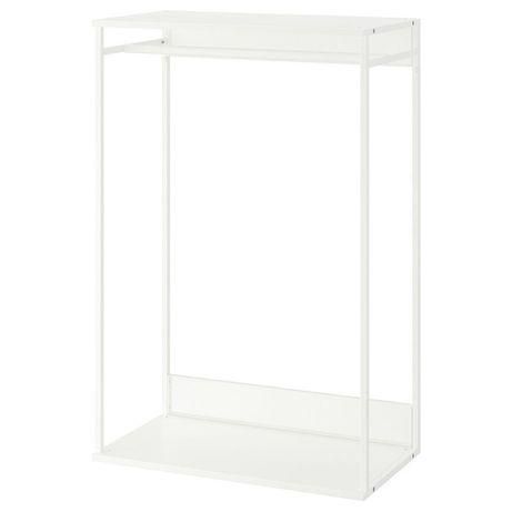 2 módulos abertos para pendurar roupa - modelo PLATSA IKEA