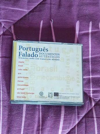 Português Falado - Documentos autênticos em CD ROM