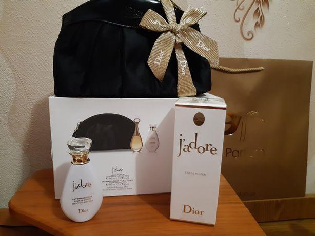 Новый набор парфюм Christian Dior Jadore Original.