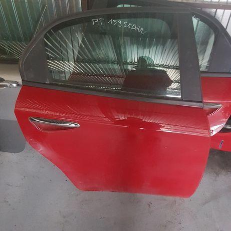 Drzwi prawy tył sedan Alfa Romeo 159 289/A