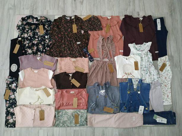 Sprzedam nowe ubranka Newbie KappAhl 86 92 98/104