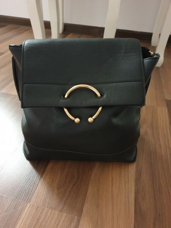 Plecak czarny mały