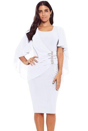 suknia ślubna cywilny wesele poprawiny M 38