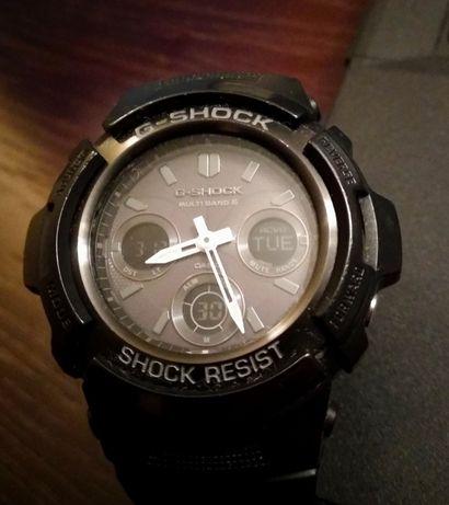 Zegarek Casio G-Shock AWGM100B-1A