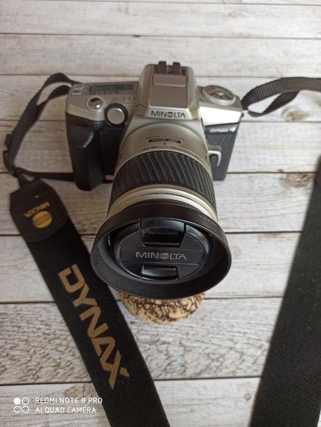 Фотоаппарат на плівку