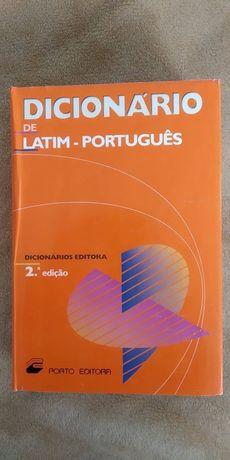 Dicionário Latim-Português Porto Editora
