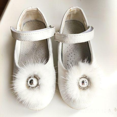 Туфли праздничные,блестящие,24 р.,внутри 15 см