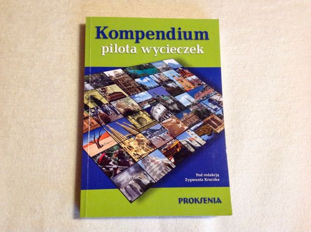 Turystyka, pilotaż, przewodnictwo - podręczniki zestaw
