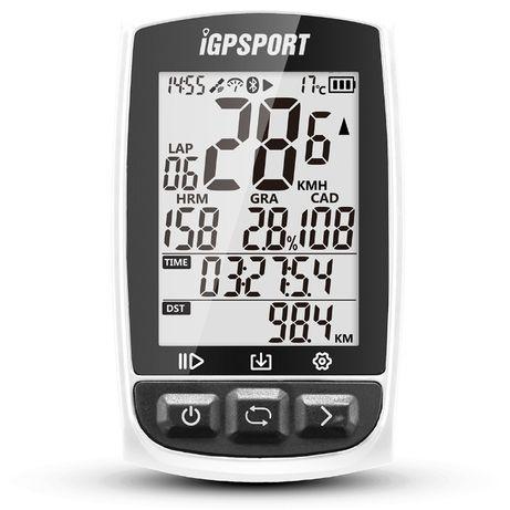 Licznik rowerowy z GPS IGS50E