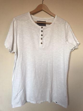 T-shirt biały River Island