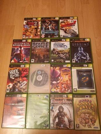 Gry Xbox, Nintendo Wii, Xbox One