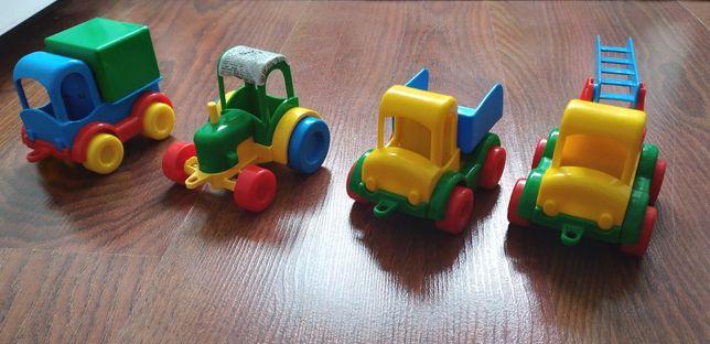 Машина машинки трактор