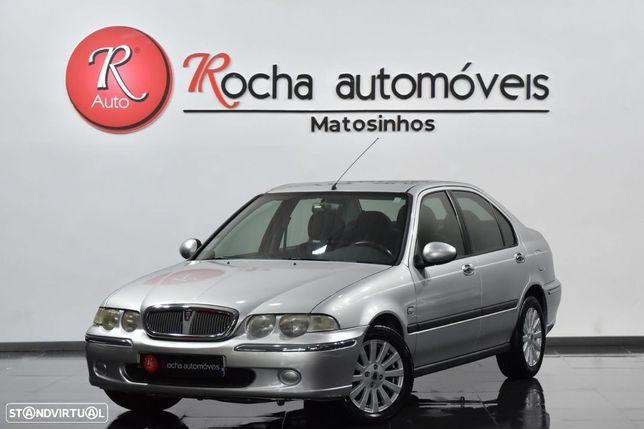 Rover 45 Connoisseur 1.4 103cv