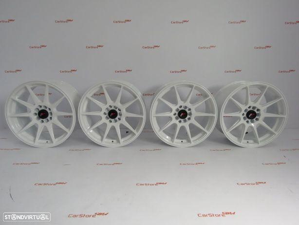 Jantes Japan Racing JR11 17 8.25 et35 5x100 / 5x114 Brancas