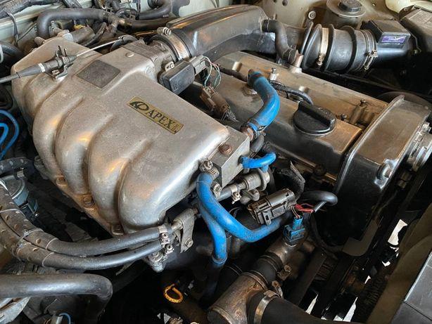 Свап кит (Двигатель,Nissan) rb20de с коробкой автомат