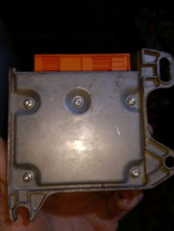 Блок управління подушки безпеки Рено кенго 2007 року