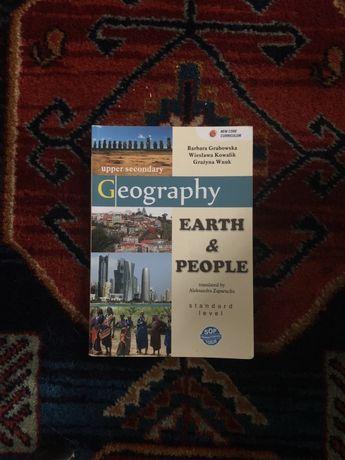 Earth and People - podręcznik do klas dwujęzycznych LO