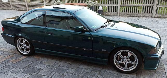 Koła felgi aluminiowe 17 ATS z oponami BMW E36