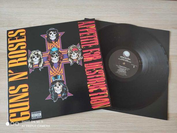 Winyl Guns N' Roses Appetite For Destruction