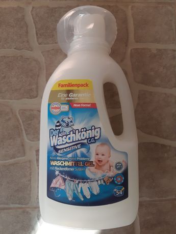 Гель для стирки детского белья washkonig sensitive
