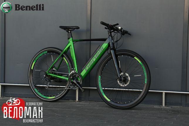 Электровелосипед Benelli 1911 36W. Cube Trek Scott