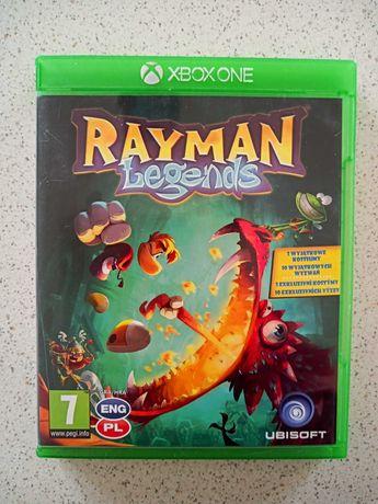 Gra xbox one. Rayman Legends