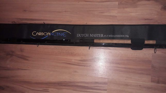 Preston Carbonactive DutchMaster Feeder 14'2 130g / Distanse Distance