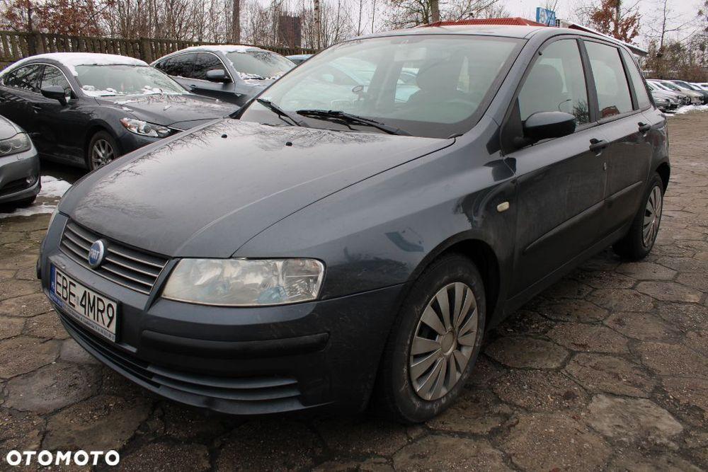 Fiat Stilo 1,6 Benzyna 103 Km Klimatyzacja Zarejestrowany Остаповка - изображение 1