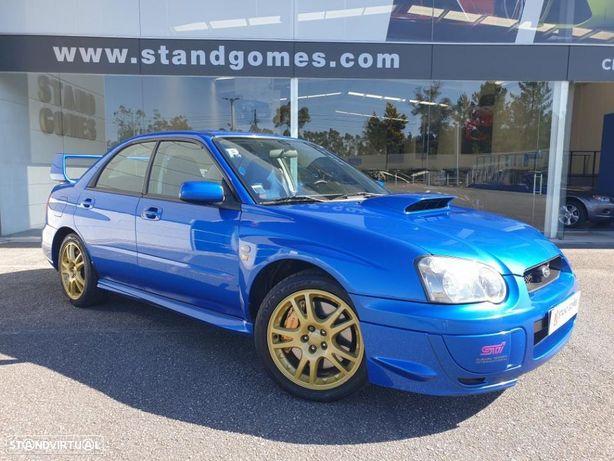 Subaru Impreza Sedan 2.0 WRX STi
