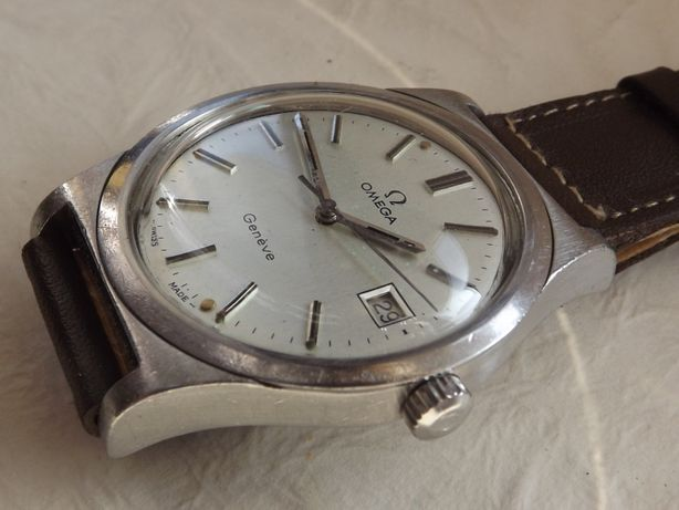 Omega Geneve cal.1030 - stary zegarek z duszą - super werk