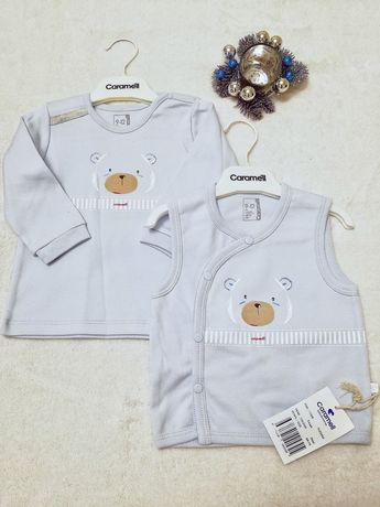 Одежда для новорожденных ТМ Caramell ,Турция. Мелкий опт.