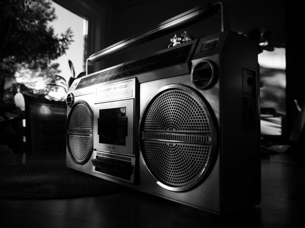 Radio BoomBox Sharp GF-4646