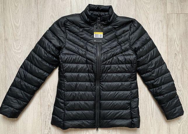 Damska Kurtka Nike Sportswear Aeroloft Down Fill roz.S nowa Org. W-wa