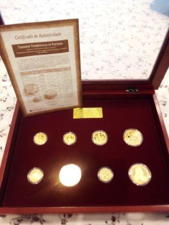 Tesouros Numismáticos de Portugal