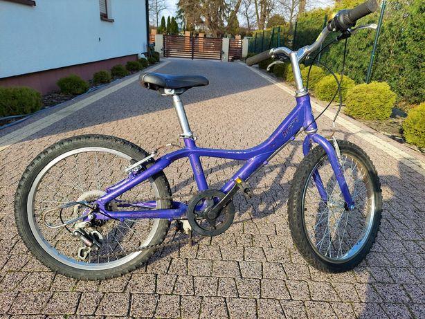 Rower 20 cali aluminium shimano
