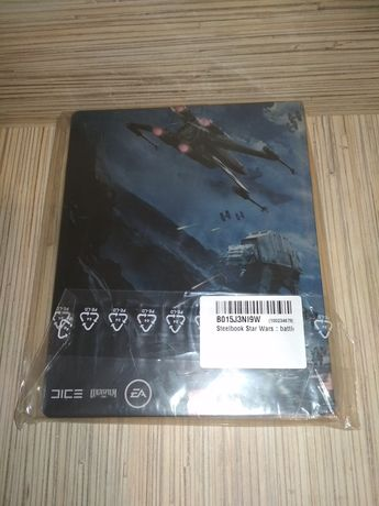 [Tomsi.pl] nowy Steelbook Star Wars Battlefront PS4 PS5 XBOX G2