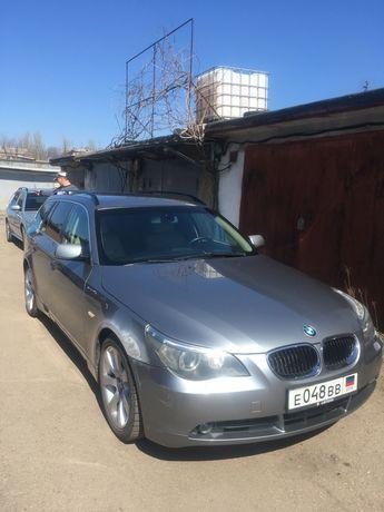 BMW e61 3000 l дизель 218 лс