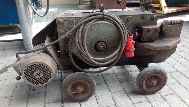 Máquina de corte varão de metal