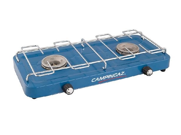 Компактная походная плита с 2 пластинами Campingaz Base Camp