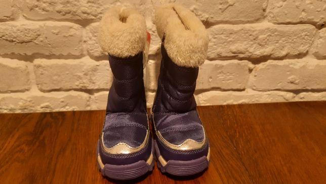 Дитячі зимові чоботи OshKosh, роз. 21, Детские сапоги