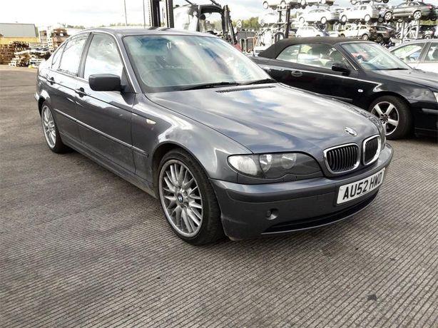Karoseria BMW e46 STAHLGRAU Maska Blotniki Zderzak Drzwi Klapa OKAZJA