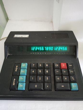Калькулятор СССР Електроника МК 59