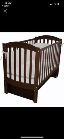 Детская кроватка Верес Соня ЛД 10, дитяче ліжечко Верес Соня ЛД 10