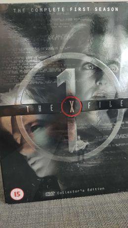Série Dvd X-Files
